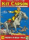 Comic Books - Kit Carson - De Indianen Opstand