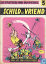 Strips - Jan Heibel - Schild en vriend