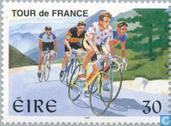 Postzegels - Ierland - Tour de France