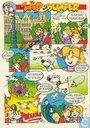 Strips - Tsjakka! (tijdschrift) - 1995 nummer  5