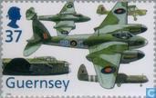 Postzegels - Guernsey - R.A.F.A. 1898-1998