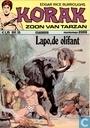 Strips - Korak - Lapo, de olifant