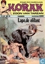 Bandes dessinées - Korak - Lapo, de olifant