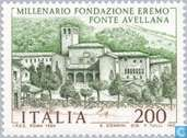 Postage Stamps - Italy [ITA] - Monastery