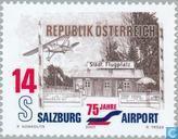 75 jaar luchthaven Salzburg