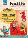 Bandes dessinées - Tim en Tom [Godard] - De sekte van het zeepaard