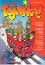 Bandes dessinées - Tsjakka! (tijdschrift) - 1995 nummer  6