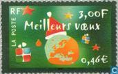 Timbres-poste - France [FRA] - Nouvel An 2001