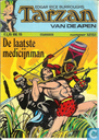 Comic Books - Tarzan of the Apes - De laatste medicijnman