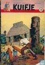 Comic Books - Kuifje (magazine) - Kuifje 25