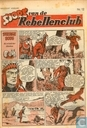 Bandes dessinées - Sjors van de Rebellenclub (tijdschrift) - 1957 nummer  12