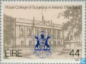 Postzegels - Ierland - Royal College of Surgeons