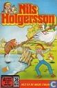 Comic Books - Nils Holgersson - Nils en de wilde zwijnen...