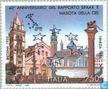 Postage Stamps - Italy [ITA] - E.E.G. 50 years