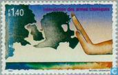 Postage Stamps - United Nations - Geneva - Prohibition of Chemical Weapons