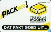 Cartes téléphoniques - PTT Telecom - Pack aan!, Moonen verpakkingen