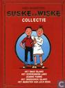 Comics - Suske und Wiske - Het enge eiland + Het verdronken land + Jeanne Panne + Het onbekende eiland + Het monster van Loch Ness