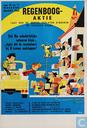 Comics - Robbedoes (Illustrierte) - Aanplakbiljet Regenboogaktie 1962