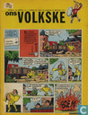 Bandes dessinées - Ons Volkske (tijdschrift) - 1975 nummer  1