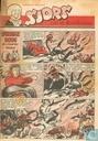 Comics - Sjors van de Rebellenclub (Illustrierte) - 1958 nummer  4