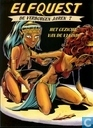 Strips - Elfquest - Het gezicht van de vijand