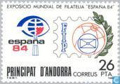 Espana '86 Stamp Exhibition