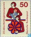 Mère de guérison 1950-1975