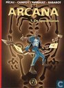 Strips - Arcana - De spookbaron