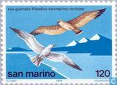 Postage Stamps - San Marino - Day Stamp