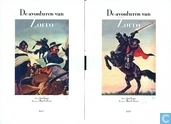 "Overig - Theo Keijzer - 3 flyers ""Zorro"""