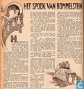 Comic Books - Bumble and Tom Puss - Het spook van Bommelstein