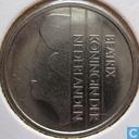 Monnaies - Pays-Bas - Pays-Bas 25 cents 1990
