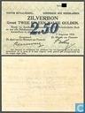2.5 1914 florins néerlandais