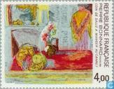 Postage Stamps - France [FRA] - Painting Pierre Bonnard