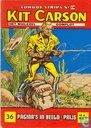 Bandes dessinées - Kit Carson - Het Muilezel complot
