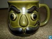 Ceramics - Milk cup - Snorrenkom