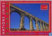 Briefmarken - Vereinte Nationen - Genf - World Heritage Spanien