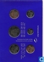 Coins - the Netherlands - Netherlands year set 1999
