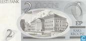 Banknotes - Eesti Pank - Estonia 2 Krooni
