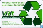 Veluwse Afval Recycling bv