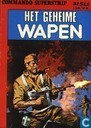 Comic Books - Commando Superstrip - Het geheime wapen