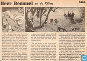 Comic Books - Bumble and Tom Puss - Heer Bommel en de Killers