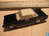 Model cars - Johnny Lightning - Lincoln Continental 'Coca-Cola'