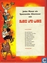 Comic Books - Willy and Wanda - Jeromba der Grieche