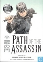 Comic Books - Path of the assassin - Three foot battle