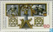 Postzegels - Duitsland, Bondsrepubliek [DEU] - Freie Reichsstadt Regensburg 1245-1995