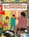 Strips - Lila en Merijn - Het mysterie van de telepatophone 1