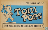 Comic Books - Bumble and Tom Puss - Tom Poes en de meester-schilder
