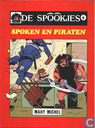 Strips - Spookjes, De - Spoken en piraten