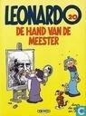 Strips - Leonardo - De hand van de meester